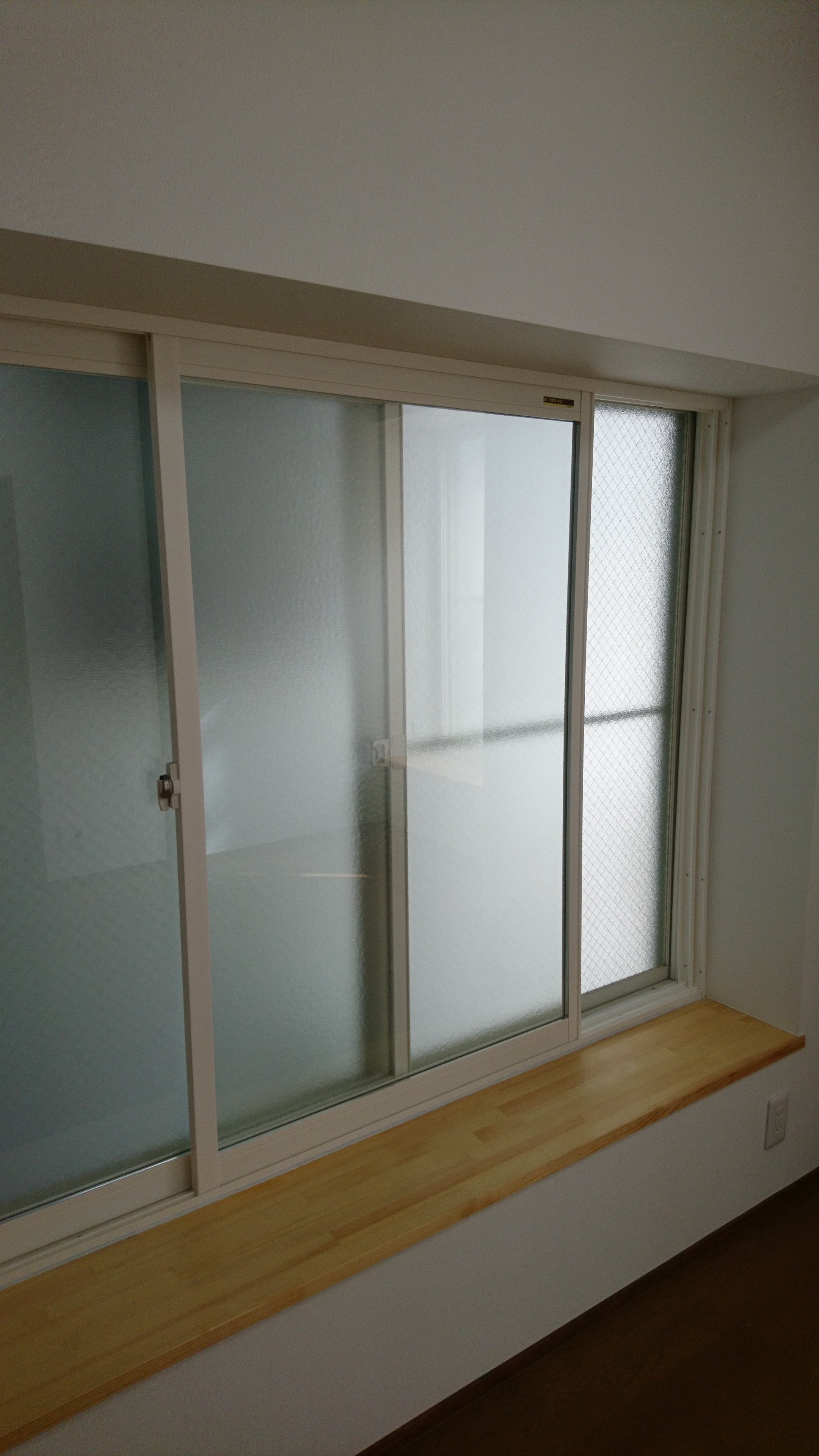 施工後 内窓